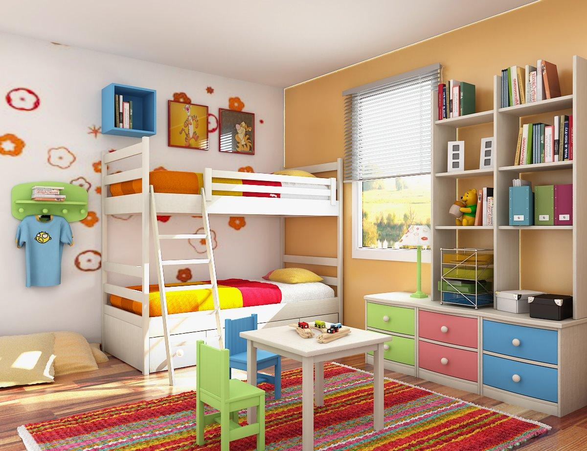 pokój-dziecka-jak-urządzić