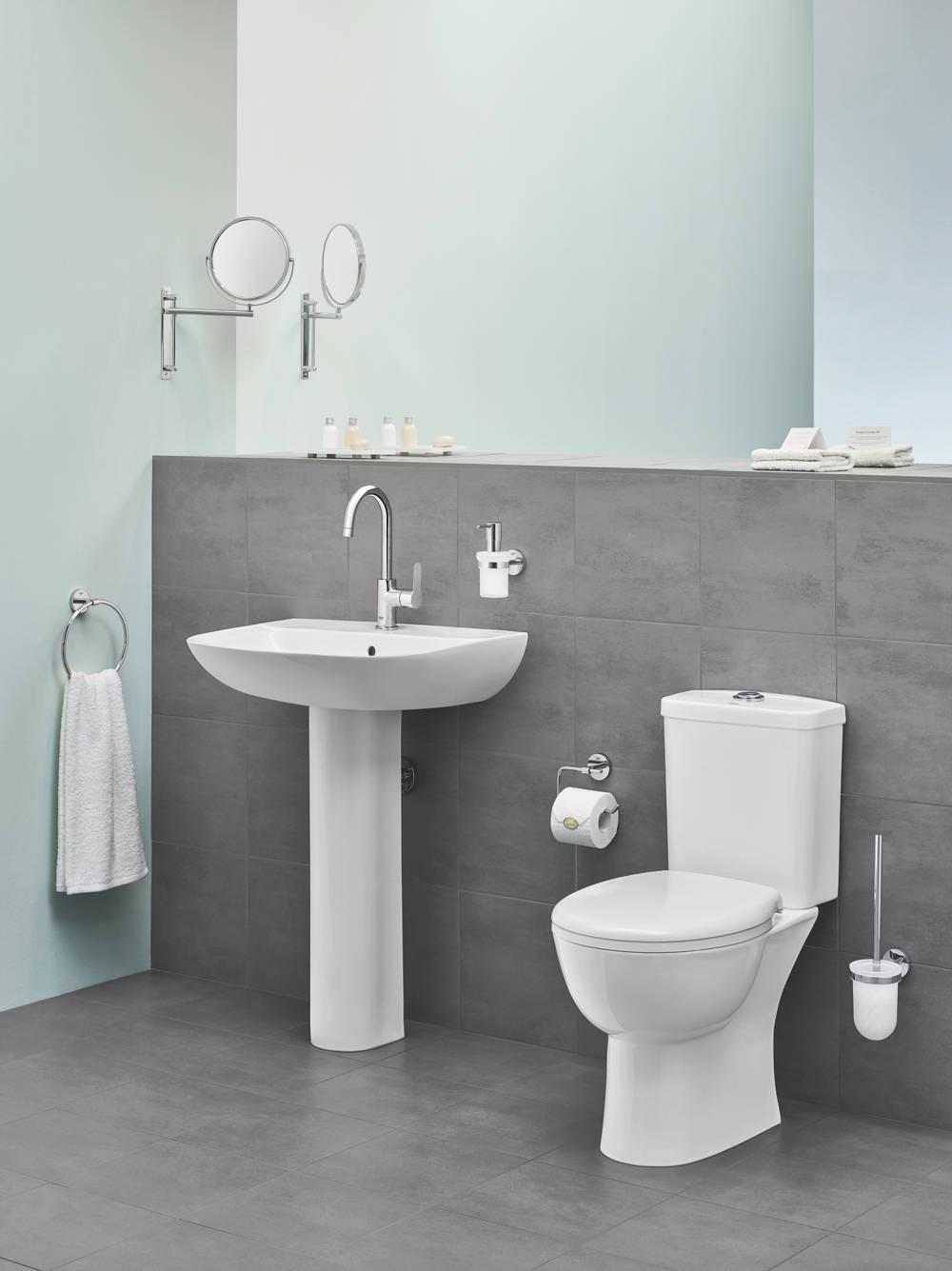 Umywalka na postumencie – zainspiruj się stylem retro