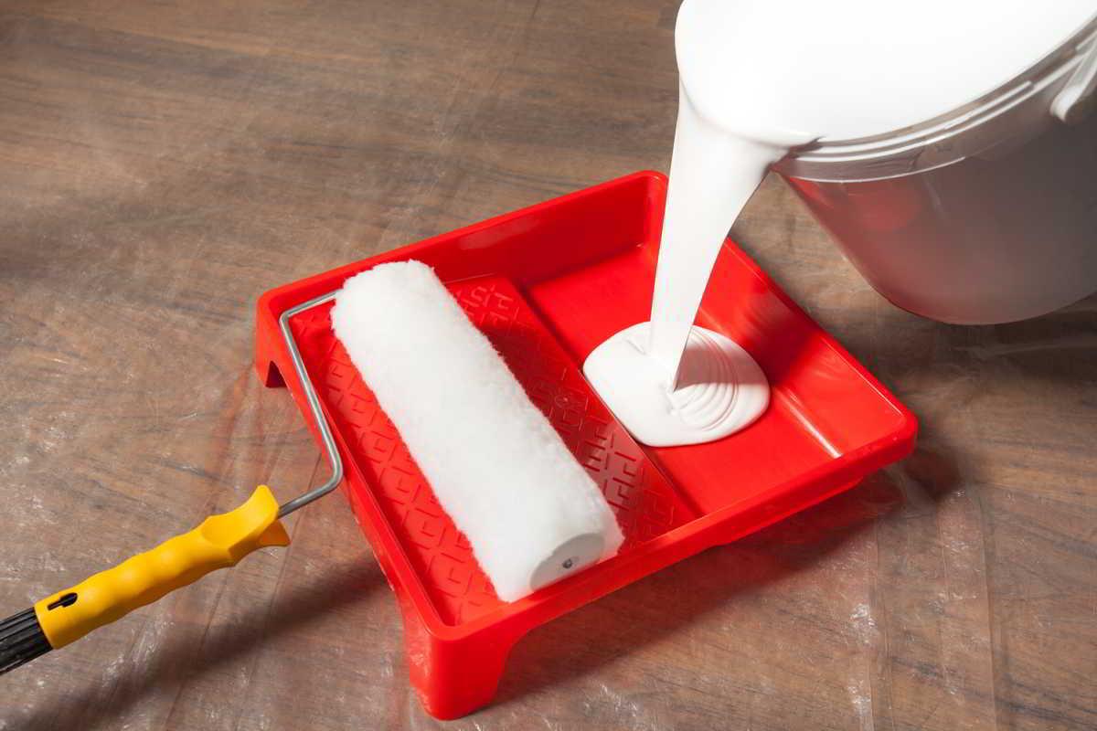 Farby lateksowe – 5 rzeczy, które musisz wiedzieć o malowaniu farbami lateksowymi